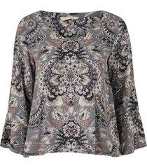 blus head turner blouse