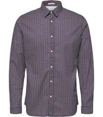 overhemd all-over bedrukt