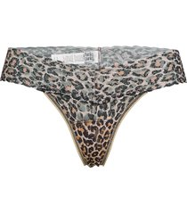 lwr thong stringtrosa underkläder multi/mönstrad hanky panky