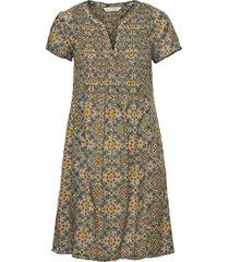 myrtle short dress kort klänning grön odd molly