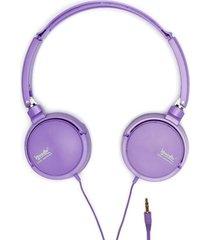 audifonos morado color morado, talla uni