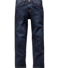 jeans men plus dark blue