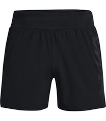 korte broek under armour speedpocket 5 inch shorts