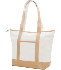 token greenpoint organic medium tote bag