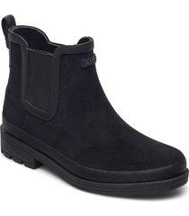 ai textile boot w noir shoes boots ankle boots ankle boot - flat svart aigle