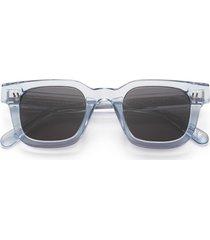 004 black sunglasses in litchi