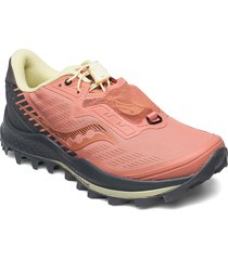 peregrine 11 st shoes sport shoes running shoes rosa saucony