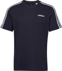 e 3s tee t-shirts short-sleeved blå adidas performance