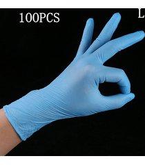 guantes de nitrilo desechables de grado alimentario antiestático guantes de examen médico