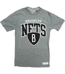 nba brooklyn nets team arch t-shirt
