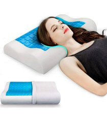 almohada indeformable gel activo con funda