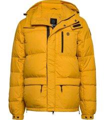 frenkel jacket gevoerd jack geel 8848 altitude