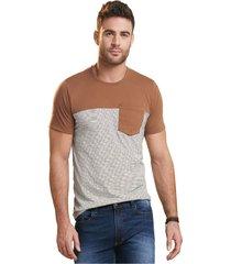 camiseta adulto masculino café marketing  personal