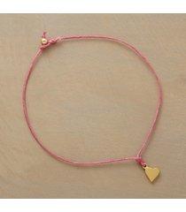 wish upon a heart bracelet