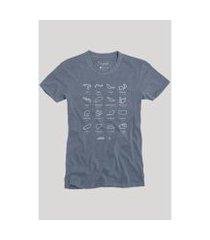 camiseta circuitos reserva masculina
