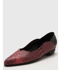 zapato rosa vauthier ike