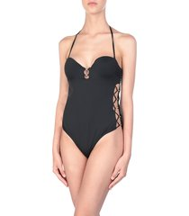 calvin klein one-piece swimsuits