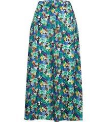 clair lång kjol multi/mönstrad stig p