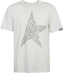 golden goose adamo regular t-shirt