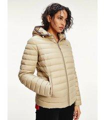 chaqueta de plumas essential plegable multicolor tommy hilfiger