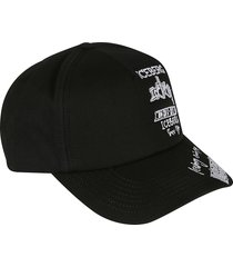 iceberg side embroidery cap