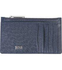 hugo boss designer men's bags, zip wallet