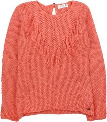 sweater savage coral ficcus