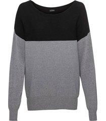 maglione oversize (nero) - bodyflirt
