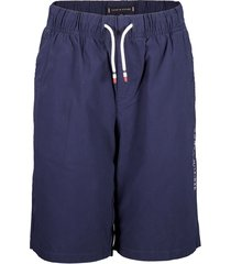 stretch pull on shorts