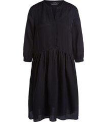 jurk anamon  zwart