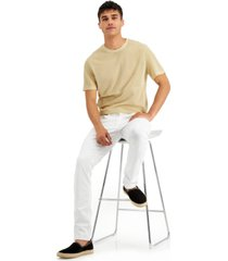 inc international concepts men's mesh blocked t-shirt, created for macy's