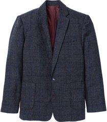 giacca elegante a quadri (blu) - bpc selection