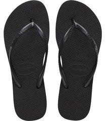 sandalias havaianas slim flatform negro 4144537