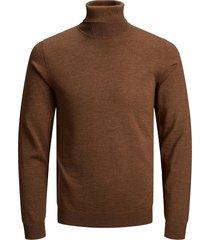 jack & jones 12174165 rubber brown coltrui -