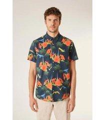 camisa reserva pf mc malibu 3d masculina - masculino