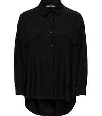 overhemd loose fit