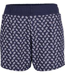 pantaloncini da mare con slip integrato (viola) - bpc selection
