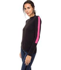 sweater negro nano eunice