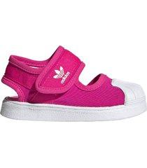 sandalia rosa adidas 360