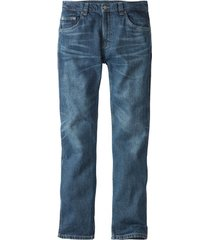 5-pocket-jeans met hennep, casual blue 36/l32