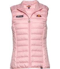 el baria gilet vest roze ellesse