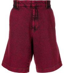 nº21 bermuda shorts - purple