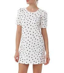 camisola cor com amor 12440 - off-white - feminino - dafiti
