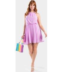 daina flawless dress - lavender