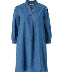 klänning vityka 3/4 short dress