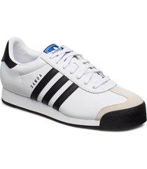 samoa låga sneakers vit adidas originals
