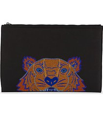 tiger head pouch