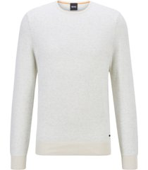 boss men's komesrlo regular-fit sweater