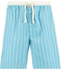 america today pyjamashort lake short blauw