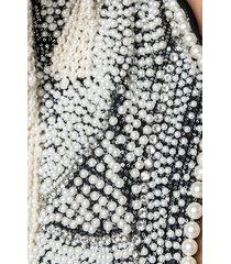 akira luxe all over pearl alix jacket